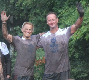 ToughMudder mit Chris